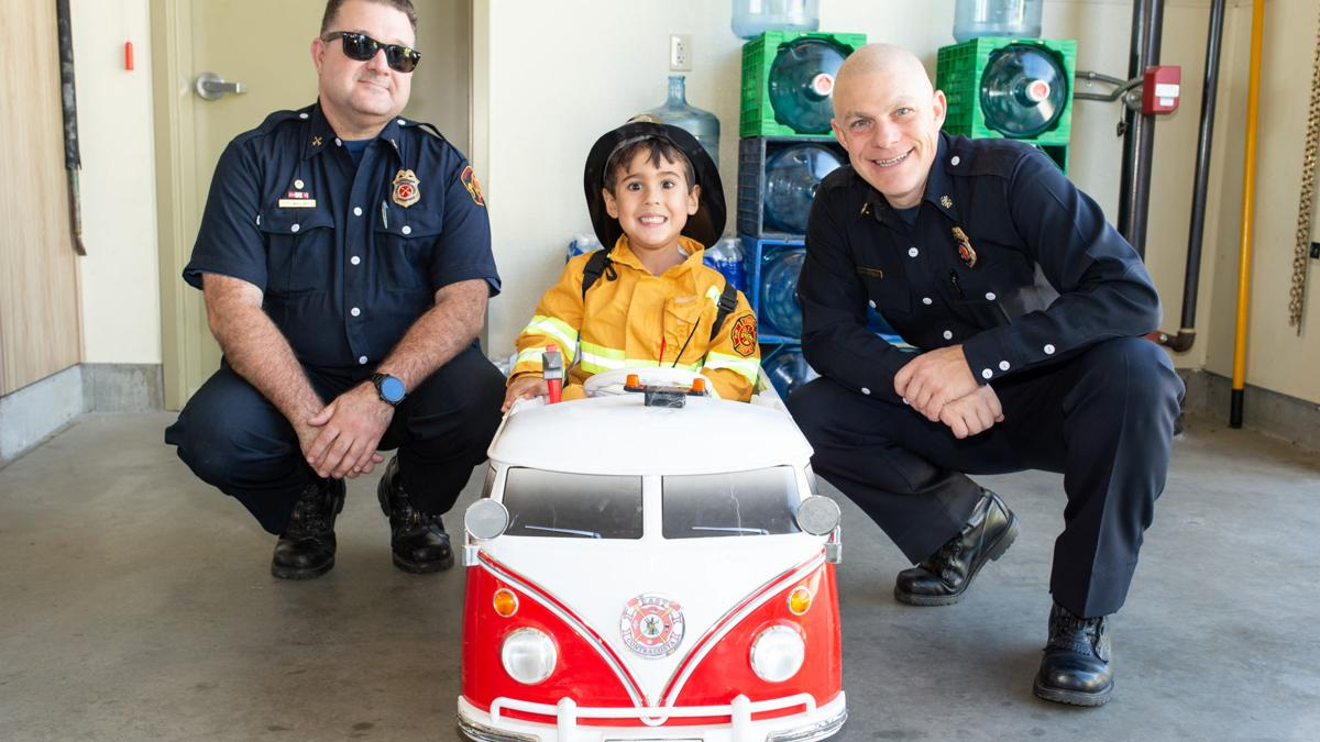 [Photos] East Contra Costa Fire Protection District Station 53 open house