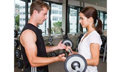 The benefits of working with personal trainers