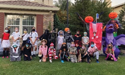 Halloween and friendship