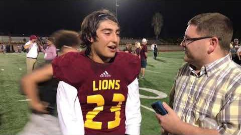 [Video] Liberty trounces Rocklin in homecoming game