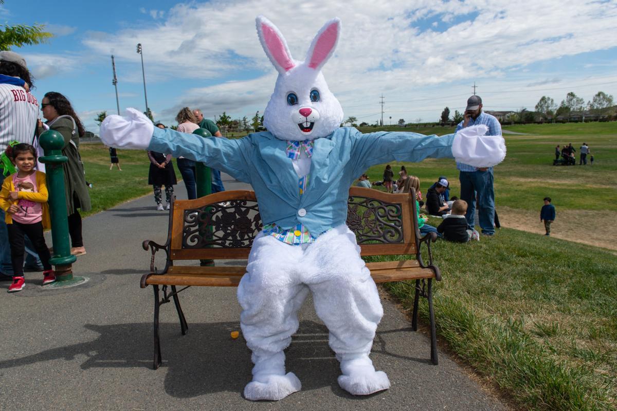 OP Easter egg hunt