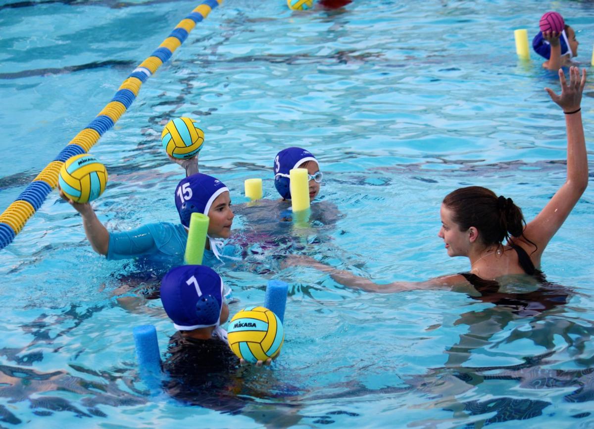 Learning the basics of ball handling