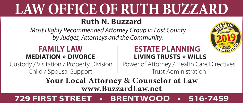 Ruth N. Buzzard Attorney & Counselor at Law