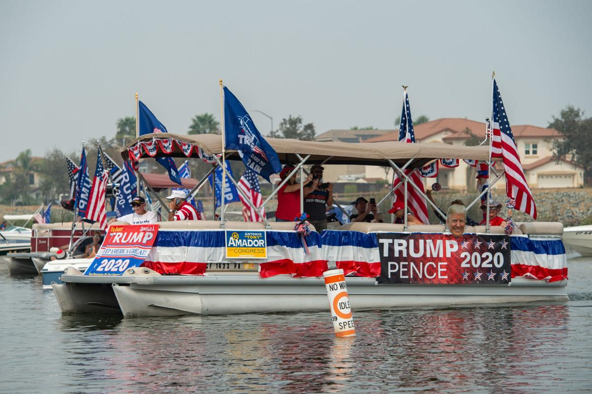 Trump Supporters Boat Parade_20200912