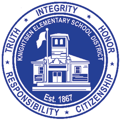Knightsen school logo
