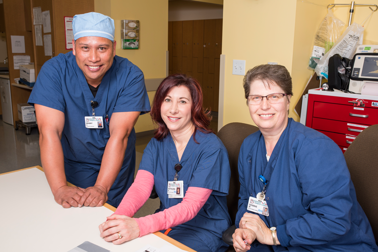 Staff of Brentwood Surgery Center