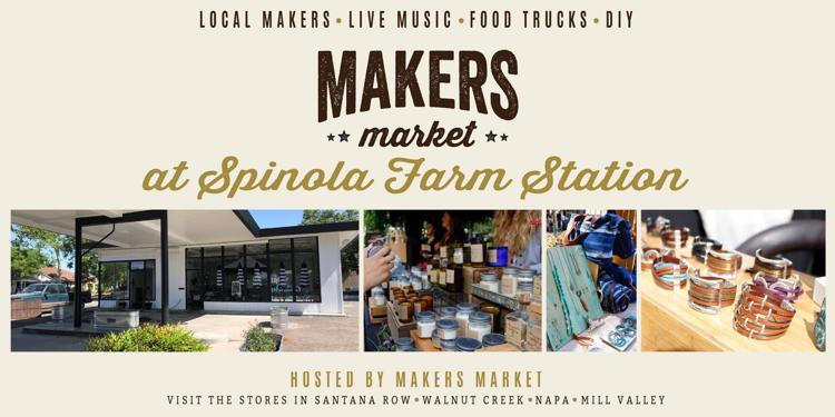 Makers Market at Spinola Farm Station