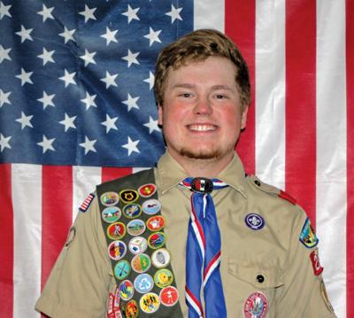 Eagle Scout Kyle Korsten