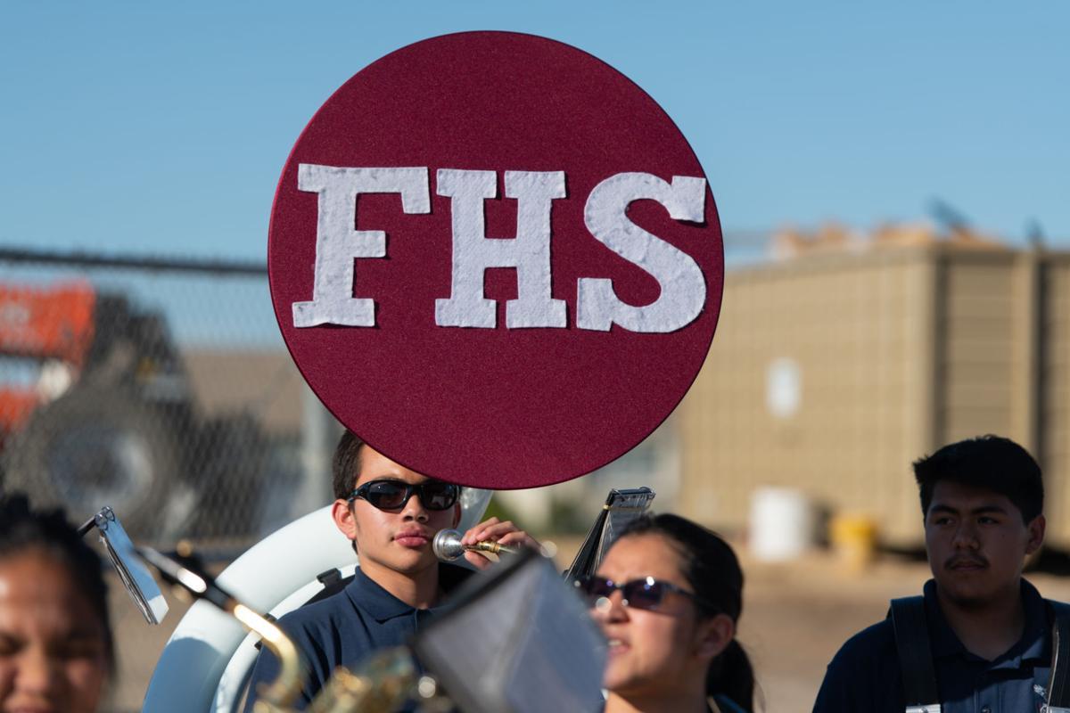 FHS homecoming parade
