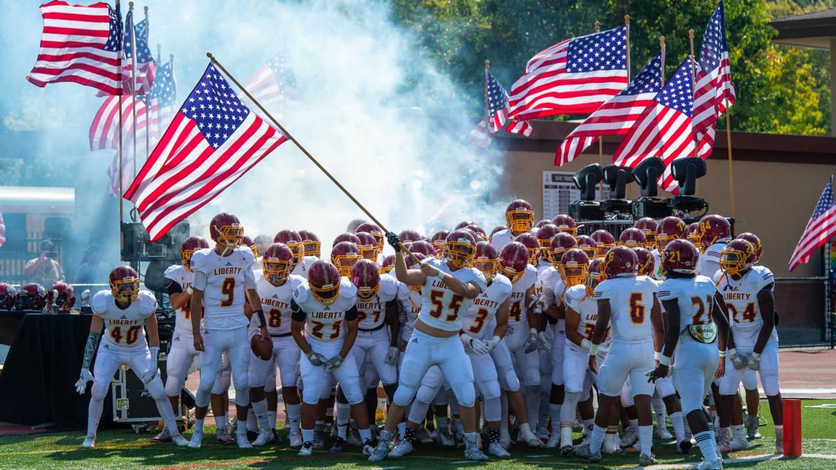 [Photos] Liberty vs Gilroy Honor Bowl 8-25-18