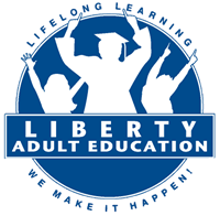 Liberty Adult Education logo