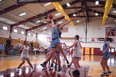 Heritage girls basketball
