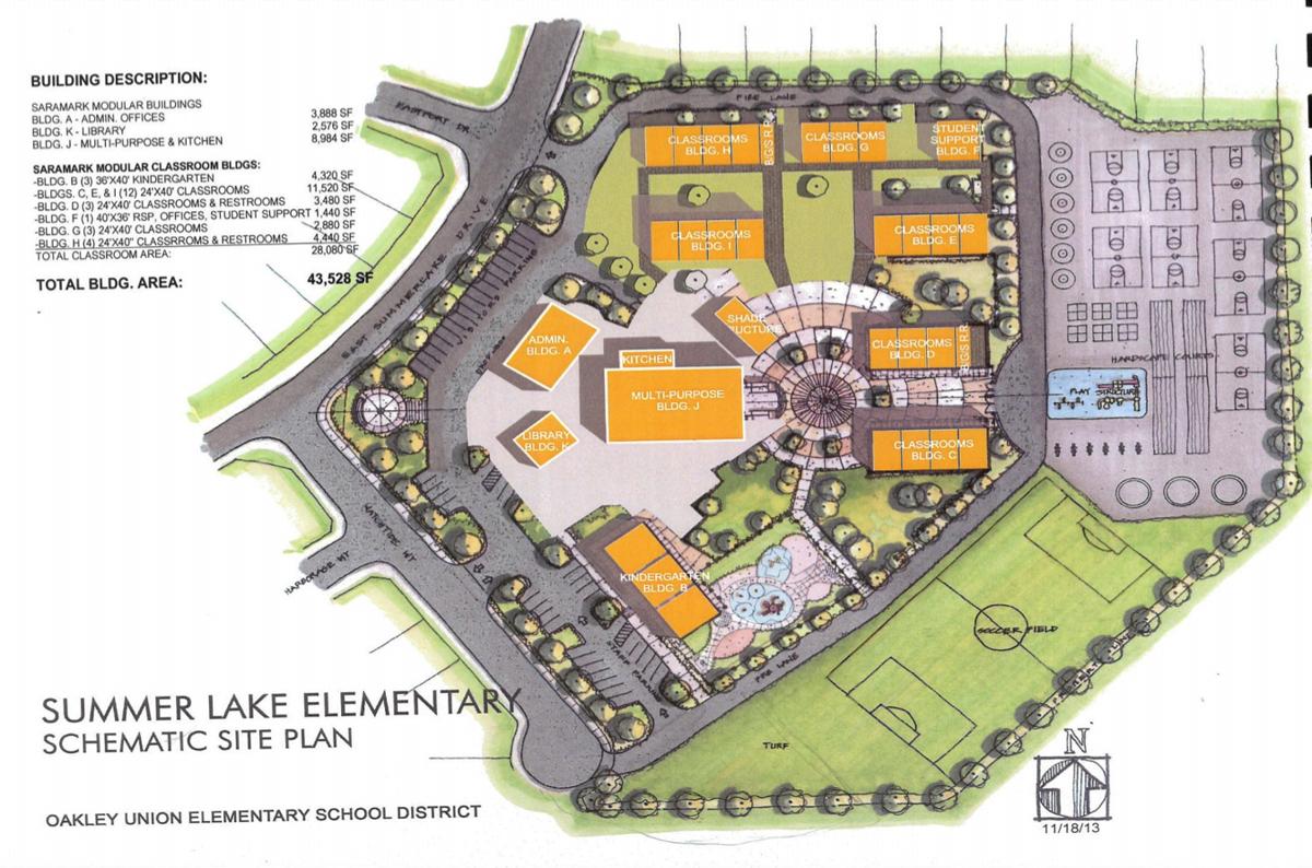 Oakley union elementary school district breaks ground on - Garden city union free school district ...