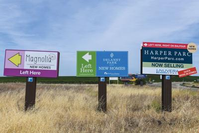 Home developments growing in East County