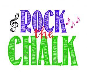 Rock the Chalk