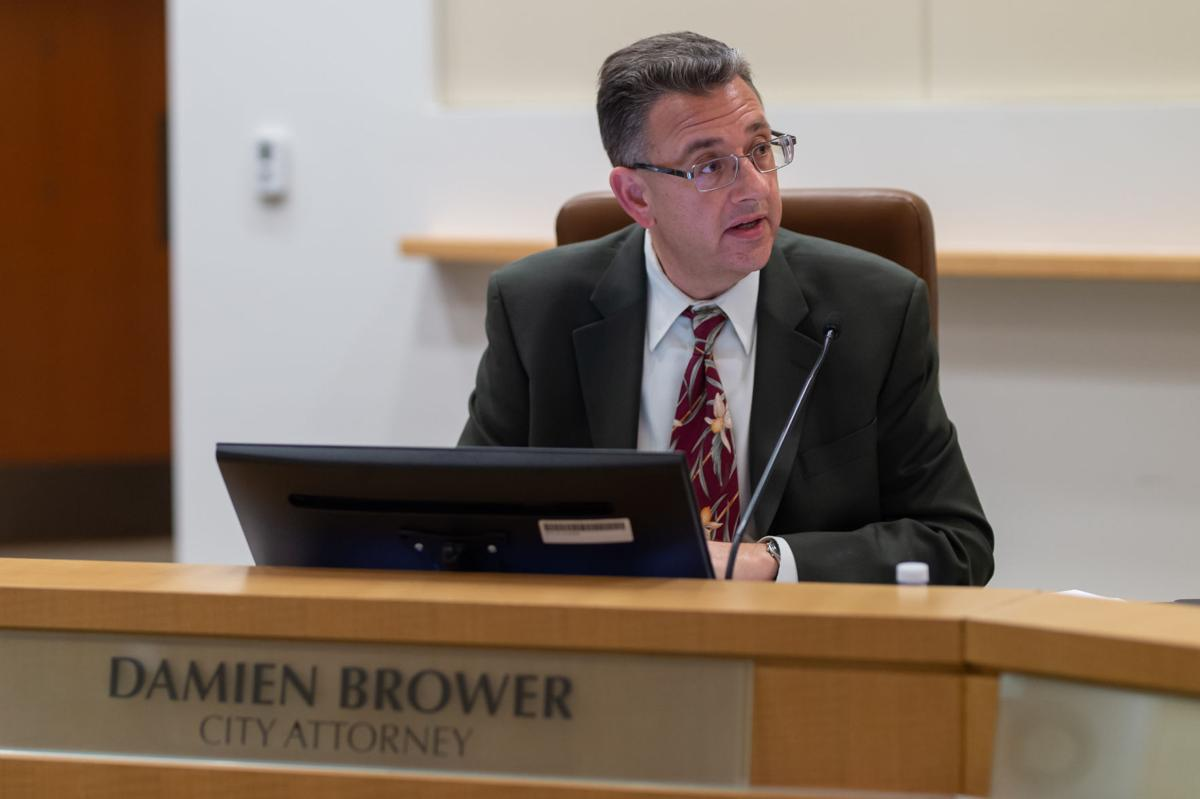 Brentwood council mtg