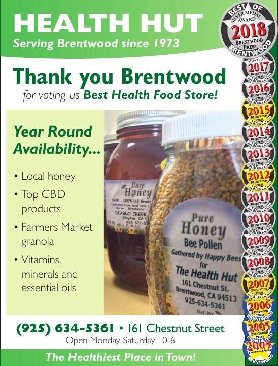 Best of Brentwood 2018 Award