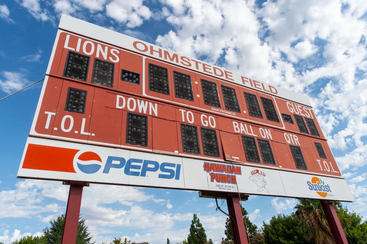 LHS Scoreboard