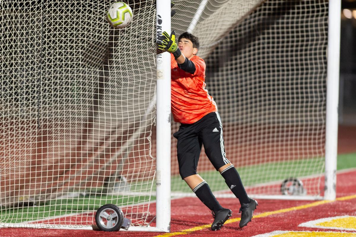 FHS v LHS boys soccer