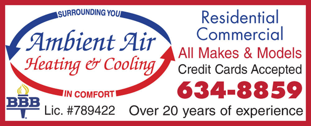Ambient Air Heating & Cooling