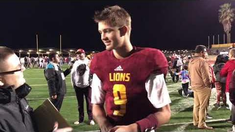 [Video] Liberty High School wins NCS Open Division semifinal
