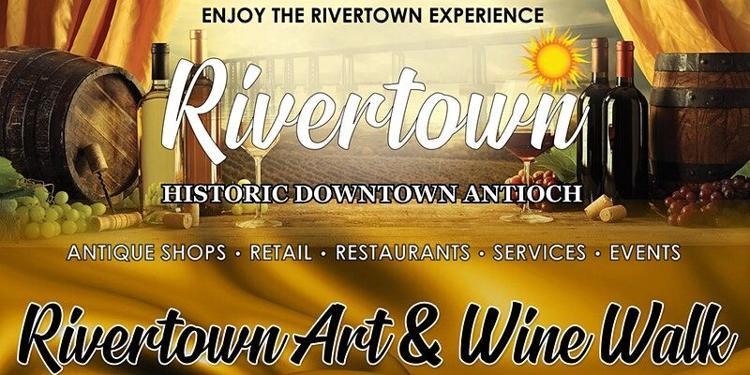 Rivertown Art & Wine Walk