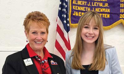 Heritage High School Student finds her talent in public speaking