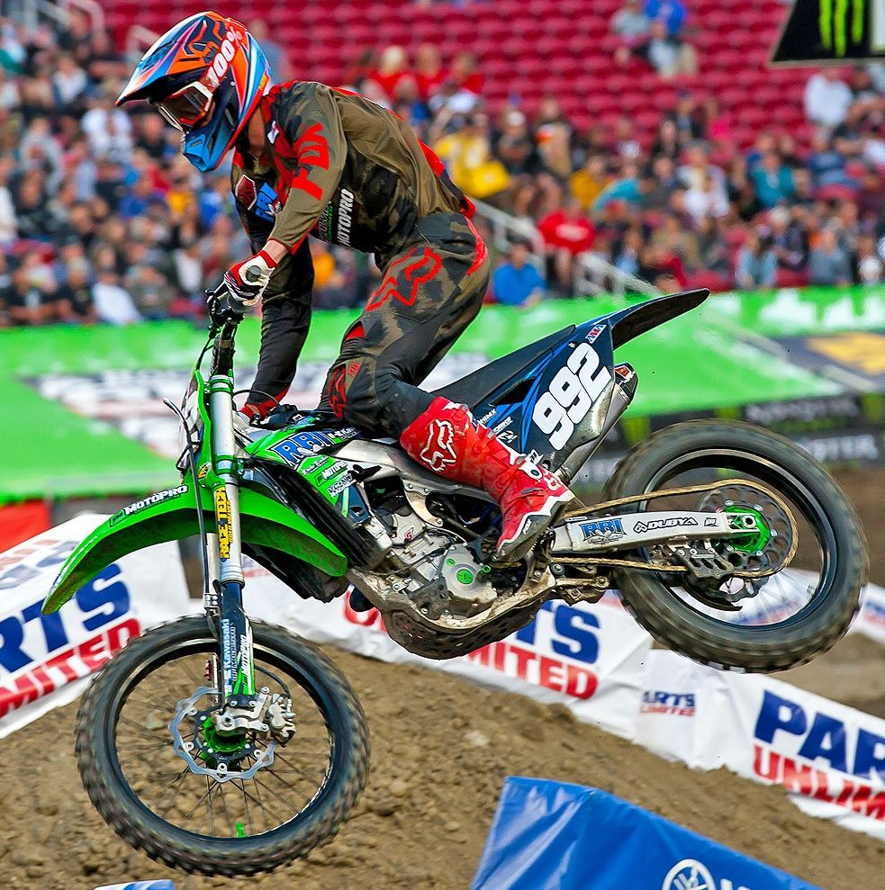Brentwood resident makes Supercross debut | Sports