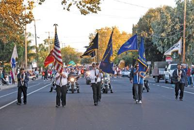 Liberty High School Homecoming Parade