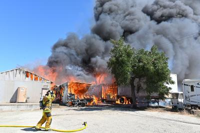 Anderson Lane Fire