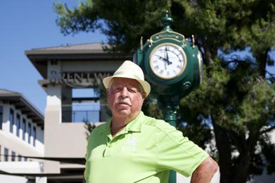 Brentwood Clock