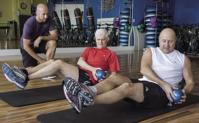 Senior-centric fitness programs help combat sedentary lifestyles