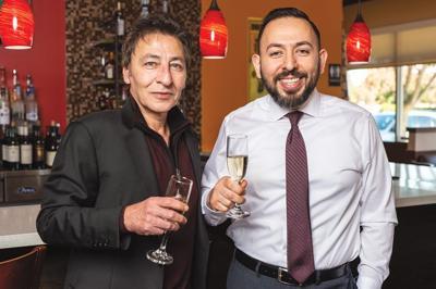 Chianti's Italian eatery rings in the holidays