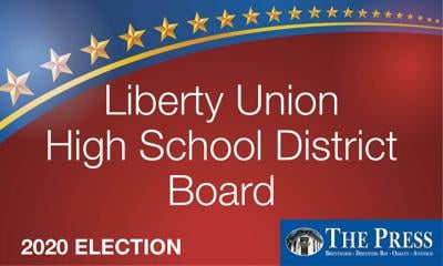 Liberty Union High School District Election 2020