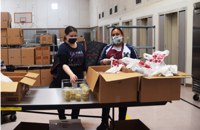 Brentwood Union School District gives out 1 million meals