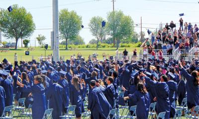 Class of 2021 steps into future - Freedom class