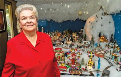 Local woman builds a village of memories