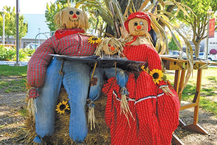 Scarecrows in the Park - Most Creative