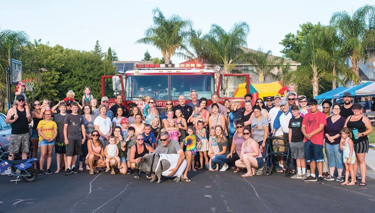 Brentwood National Night Out