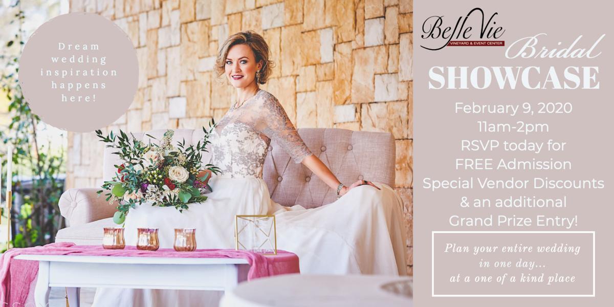 Bridal Showcase 2020