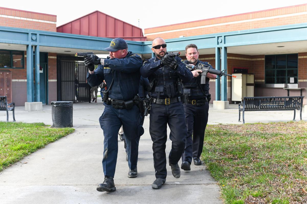 OP active shooter training