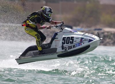 Jet Skier Hayden Item