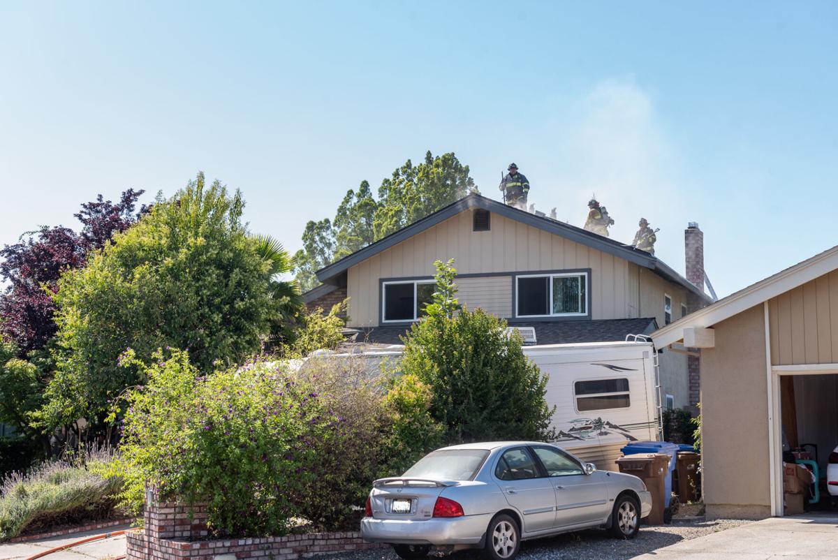 Cloverleaf Circle Residential Fire