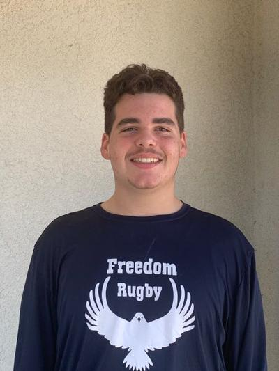 Athlete of the Week: Joshua Wilson