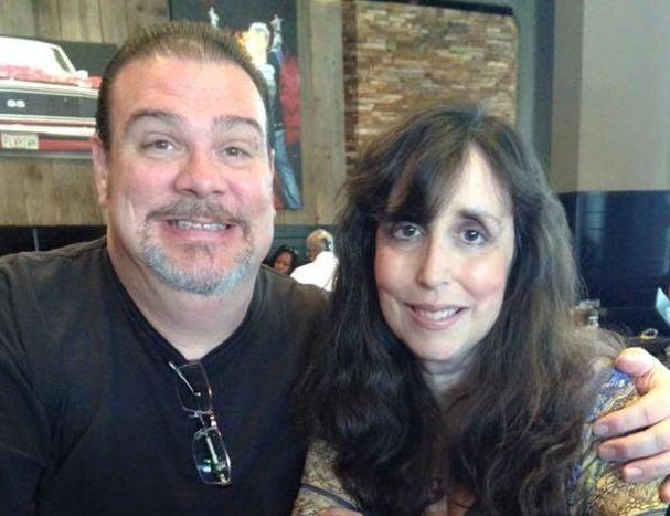 Tracy and Marta Redmond