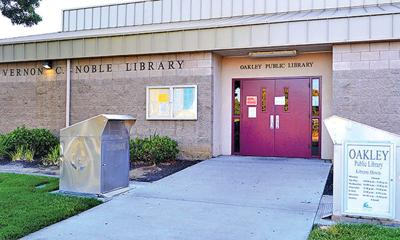 City of Oakley exploring new library