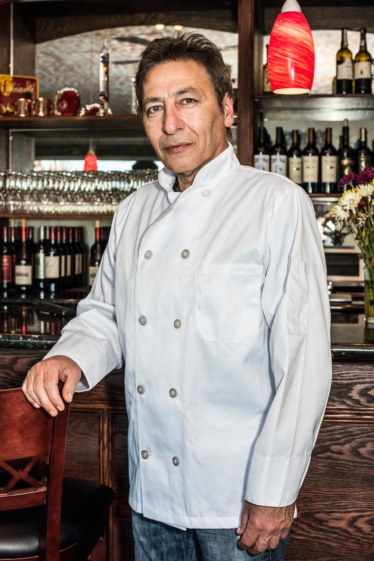 Al Mancini of Chianti's Ristorante in Brentwood