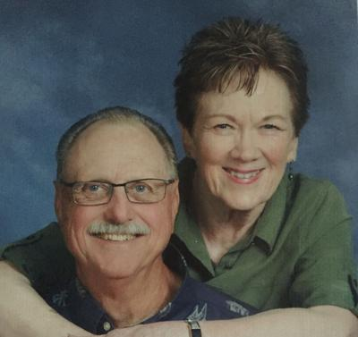Steve and Kathy Duhaime celebrate their 50th wedding anniversary