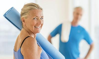 Exercise and aging: How to work out safely after 50