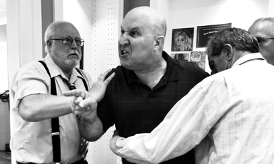 Ghostlight Theatre Ensemble to present 12 Angry Jurors this weekend and next